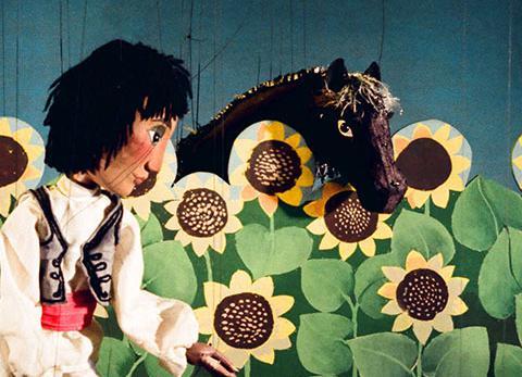 La merveilleuse poésie de Fleur de jais (1963)